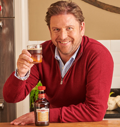 TV chef James Martin and Drambuie collaborate for omni-channel partnership