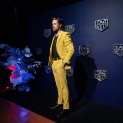 TAG Heuer celebrates Ryan Gosling as new global ambassador and reveals new TAG Heuer Carrera Three Hands collection