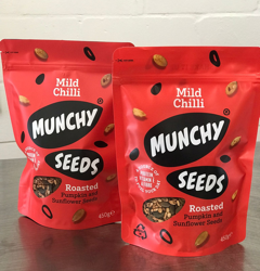 Munchy Seeds moves to recyclable packaging